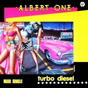 Cover - Albert One: Turbo Diesel