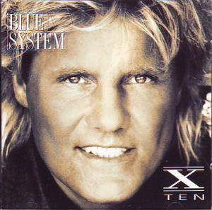 Cover - Blue System: X - Ten