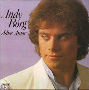 Cover - Andy Borg: Adios Amor