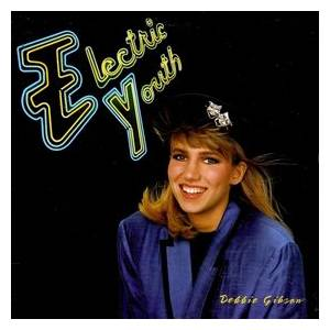 Cover - Debbie Gibson: Electric Youth
