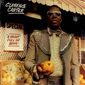 Cover - Clarence Carter: Heart Full Of Song, A