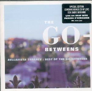 The Go-Betweens: Bellavista Terrace: Best Of The Go-Betweens - Cover