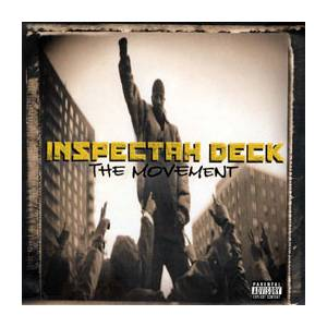 Cover - Inspectah Deck: Movement, The