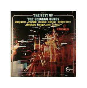 Best Of The Chicago Blues, The - Cover