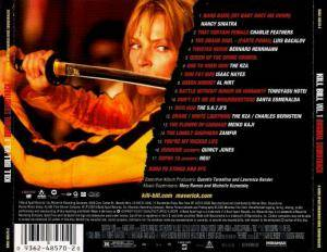 Kill Bill Vol. 1 - Original Soundtrack (CD) - Bild 2