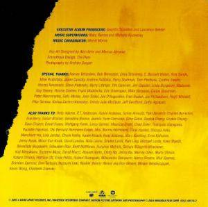 Kill Bill Vol. 1 - Original Soundtrack (CD) - Bild 3