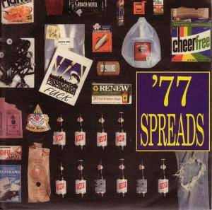 Cover - '77 Spreads: '77 Spreads