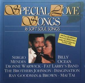 Special Love Songs (16 Soft Soul Songs) - Cover