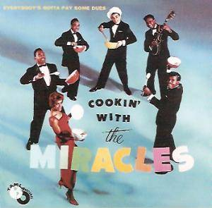 Cover - Miracles, The: Cookin' With The Miracles