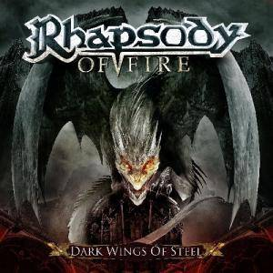 Rhapsody Of Fire: Dark Wings Of Steel - Cover