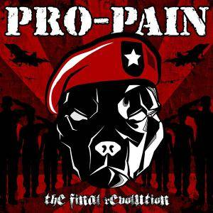 Pro-Pain: Final Revolution, The - Cover