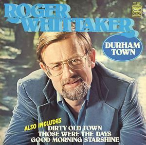 Roger Whittaker: Durham Town - Cover