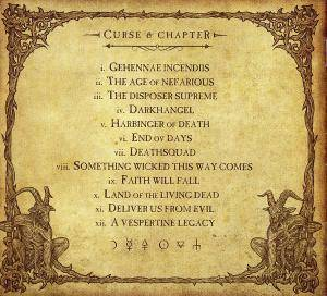 Hell: Curse & Chapter (CD + DVD) - Bild 2