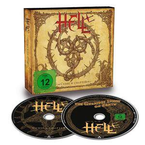 Hell: Curse & Chapter (CD + DVD) - Bild 5