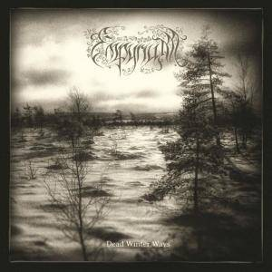 Empyrium: Dead Winter Ways - Cover