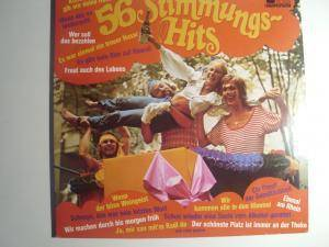 Cover - Willy Hofmann: 56 Stimmungs-Hits