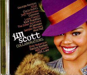 Cover - Jill Scott: Collaborations