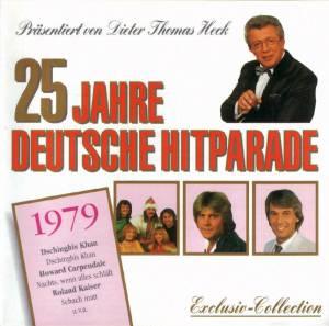 25 Jahre Deutsche Hitparade Ausgabe 1979 (CD) - Bild 1