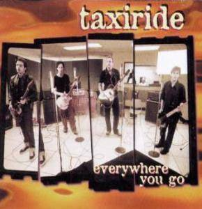 Cover - Taxiride: Everywhere You Go