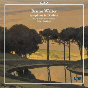 Cover - Bruno Walter: Symphony In D Minor