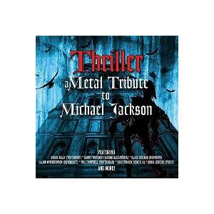 Cover - Lonnie Jordan: Thriller - A Metal Tribute To Michael Jackson