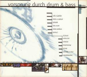 Cover - Xyphax: Vorsprung Durch Drum & Bass - Selection One