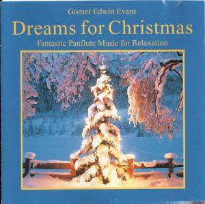Cover - Gomer Edwin Evans: Dreams For Christmas