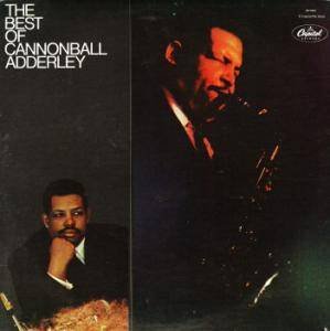 Cover - Cannonball Adderley: Best Of, The