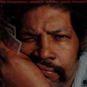 Cover - Cannonball Adderley Quintet, The: Inside Straight
