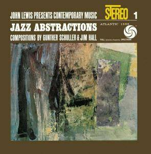 Cover - John Lewis: Jazz Abstractions