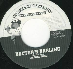 Cover - Dr. Ring-Ding: Doctor's Darling