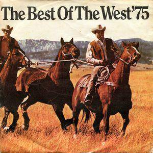 Cover - Del Reeves: Best Of The West '75, The