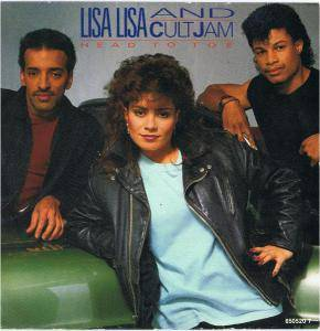 Cover - Lisa Lisa & Cult Jam: Head To Toe