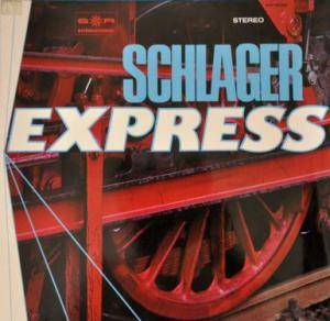 Schlager-Express - Cover