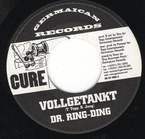 Cover - Dr. Ring-Ding: Vollgetankt
