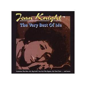 Cover - Jean Knight: Very Best Of Me, The