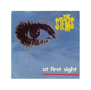 Cover - Stems, The: At First Sight