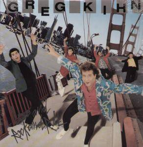 Cover - Greg Kihn: Love And Rock And Roll