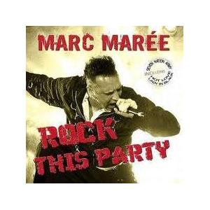 Marc Marée: Rock This Party - Cover