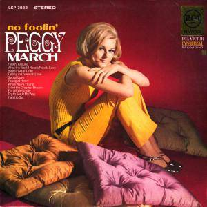 Cover - Peggy March: No Foolin'