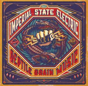 Cover - Imperial State Electric: Reptile Brain Music