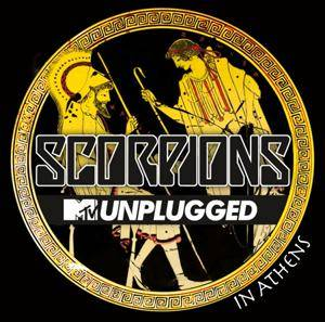 Scorpions: MTV Unplugged In Athens - Cover
