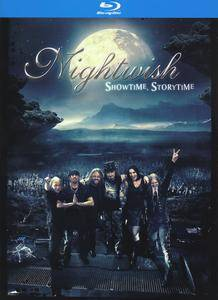 Nightwish: Showtime, Storytime - Cover