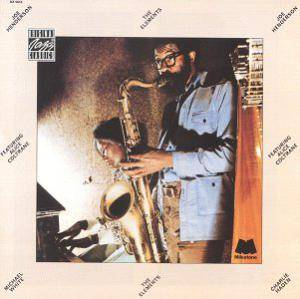 Joe Henderson Feat. Alice Coltrane: Elements, The - Cover