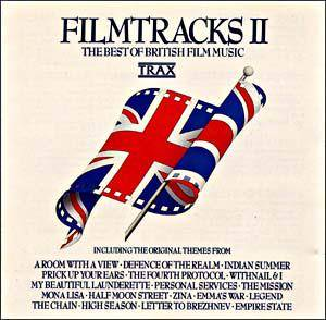 Filmtracks II - The Best Of British Film Music - Cover
