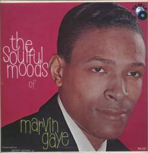 Cover - Marvin Gaye: Soulful Moods Of Marvin Gaye, The