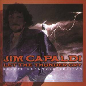 Cover - Jim Capaldi: Let The Thunder Cry / Live - The 40.000 Headmen Tour