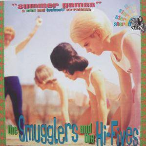 Cover - Smugglers, The: Summer Games