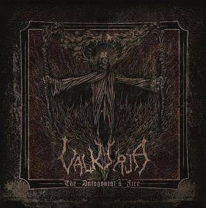 Valkyrja: Antagonist's Fire, The - Cover
