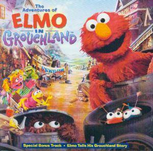 Cover - Vanessa Williams: Adventures Of Elmo In Grouchland, The